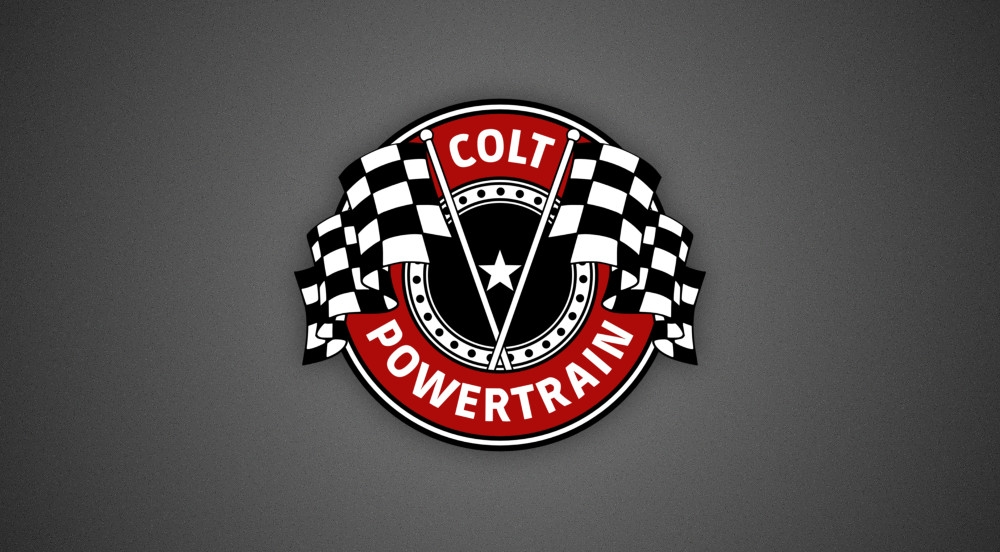 Colt Powertrain Logo