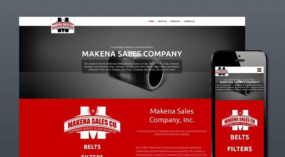 Makena Sales Company