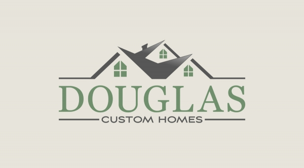 Douglas Custom Homes Logo