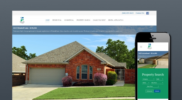 Dennis Company Homes Website