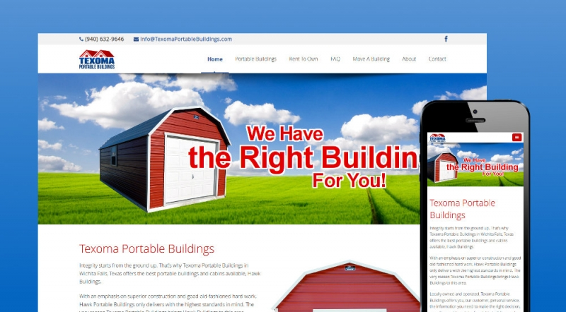 Texoma Portable Buildings